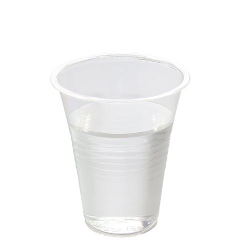 プラスチックカップ400ml (プラカップ透明)