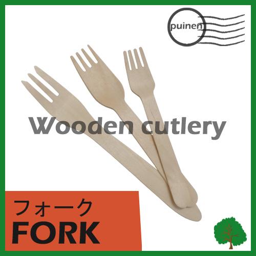 木製フォーク fork